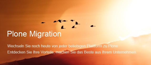 Plone Migration