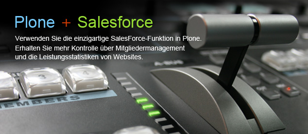Plone + Salesforce