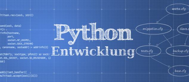 Python Entwicklung